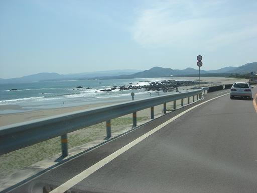 黒潮町の砂浜.JPG
