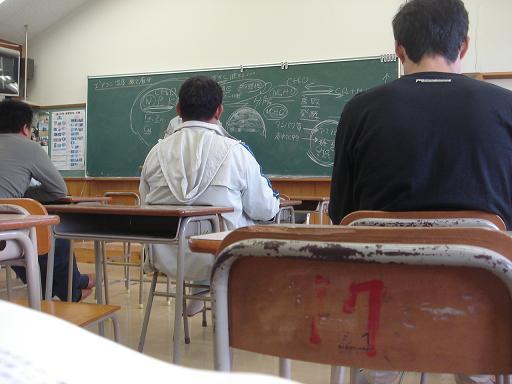 ボカシ肥料の講義.JPG