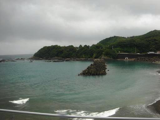 海を見ながら移動.JPG