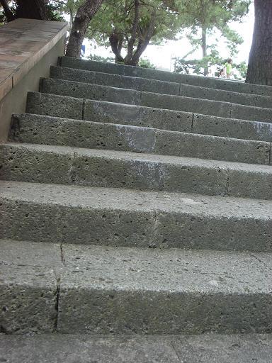 ちょこっと階段を.JPG