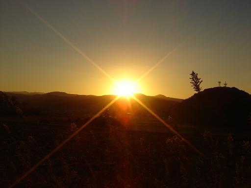 陽が暮れていく.JPG