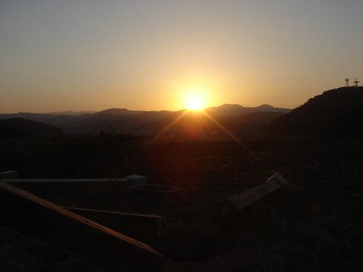 ただ夕日だけが美しい.JPG