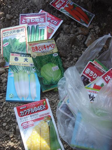 野菜の種を.JPG