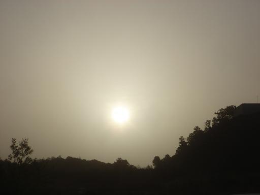 砂埃の朝.JPG