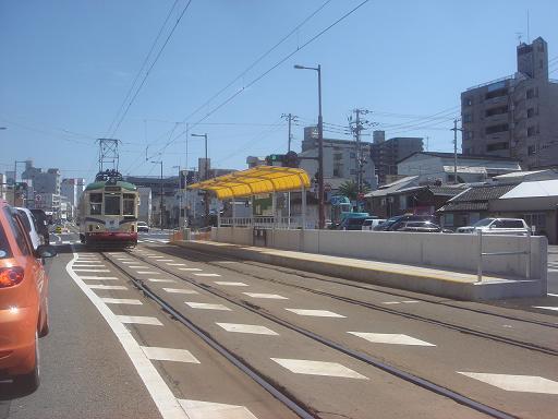 路面電車のある風景.JPG