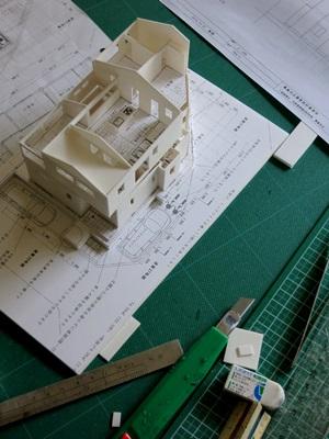模型製作1411