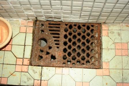 排水口のふた