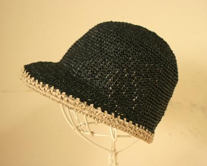 和紙の帽子(123)