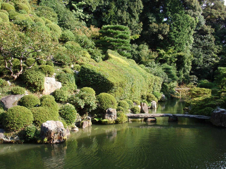 智積院・庭園