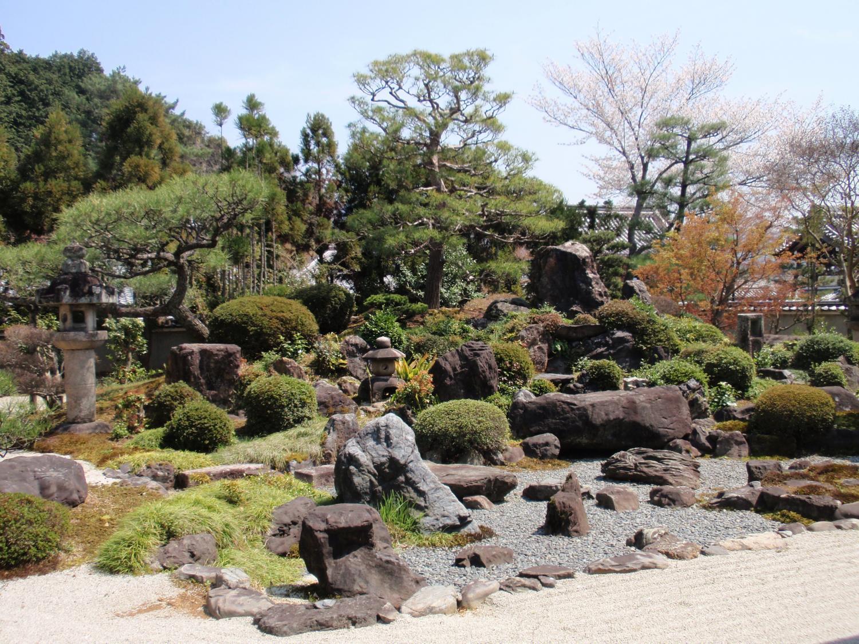 妙満寺・庭園2
