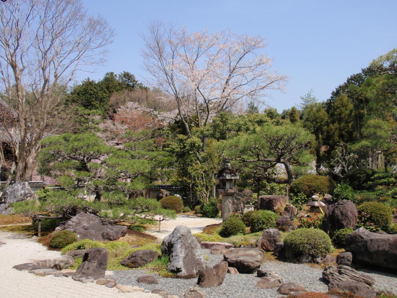 妙満寺・庭園