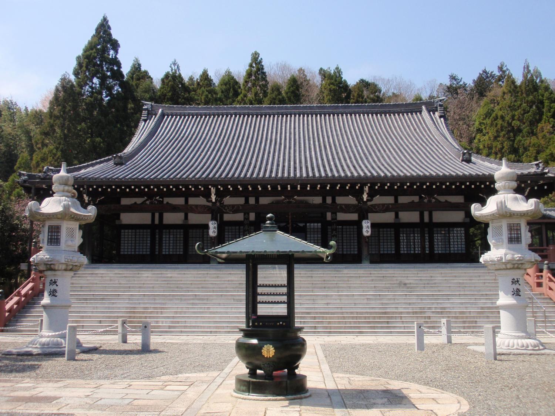 妙満寺・本堂
