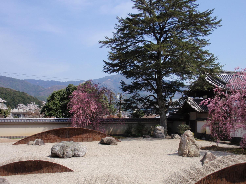 実相院・庭園2