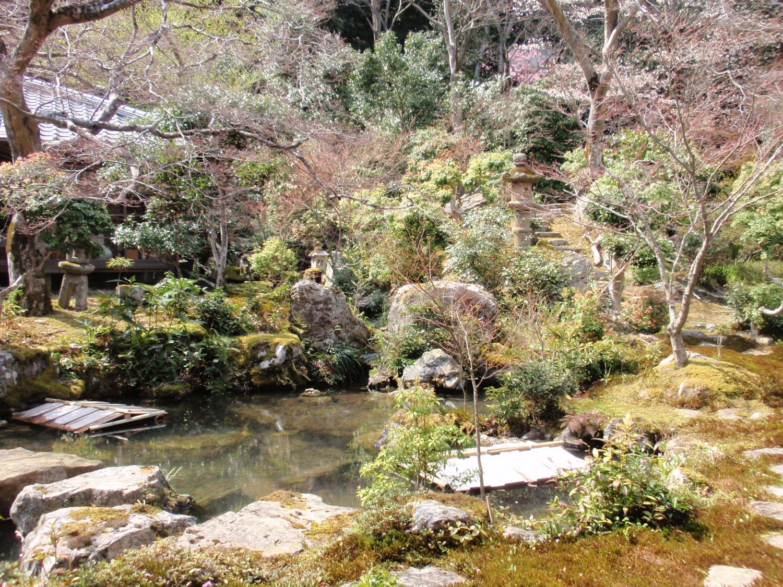 実相院・庭園3