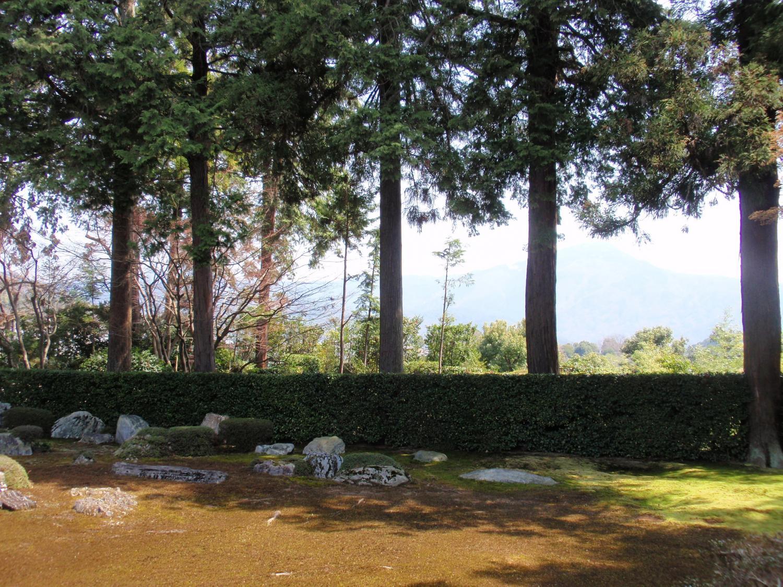 圓通寺・庭園