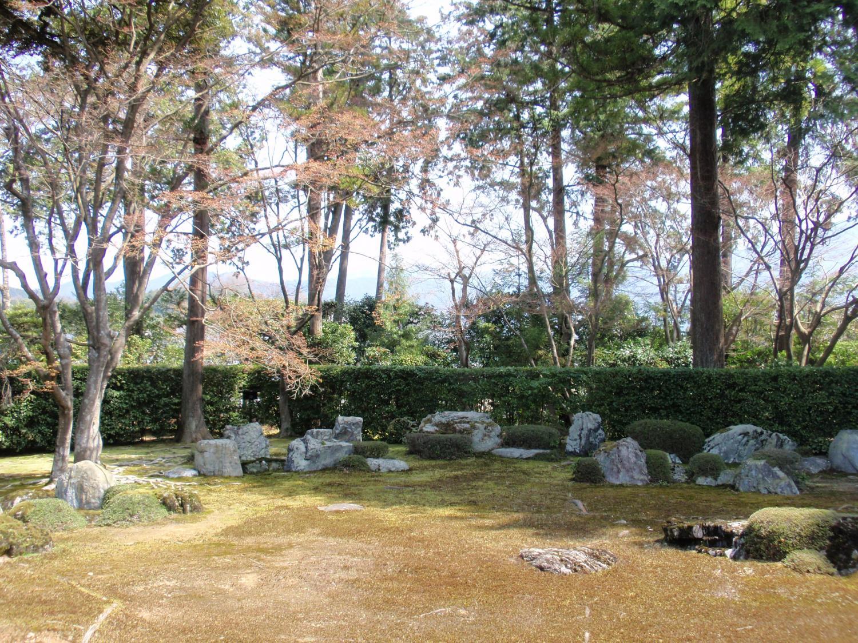 圓通寺・庭園2
