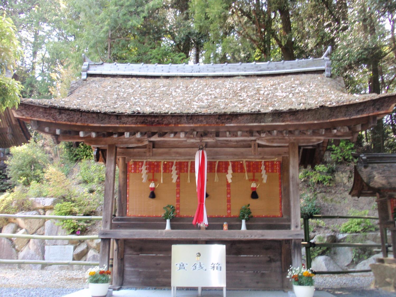 大野神社・三社殿