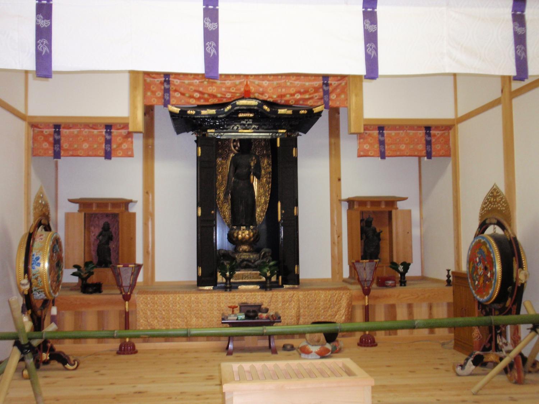 大野神社・仏像