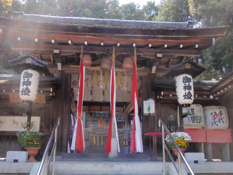 大野神社・本殿