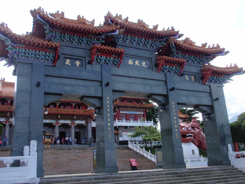 台湾・文武廟2