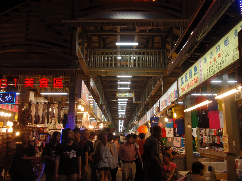 台北・観光夜市2