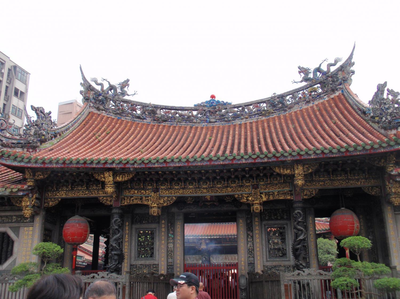 台北・龍山寺