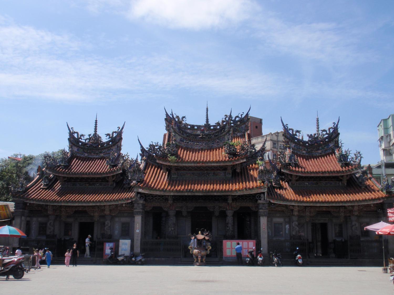 三峡・清水祖師廟