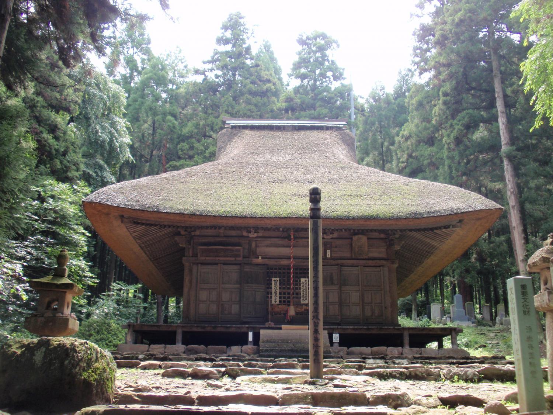 浄光寺・薬師堂