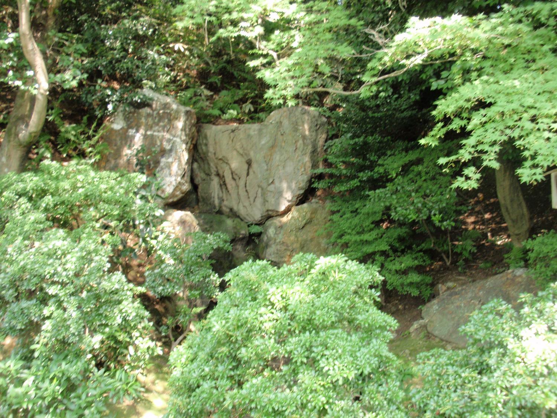 法金剛院・青女の滝