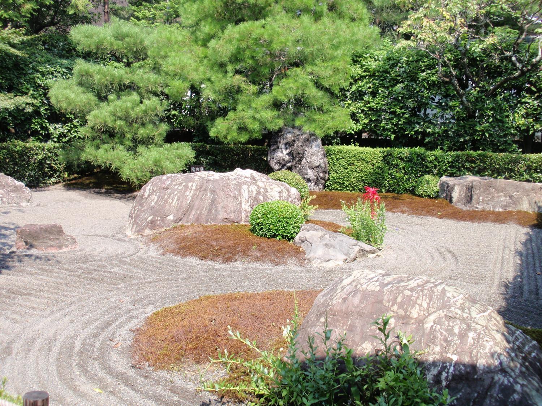 退蔵院・陰の庭
