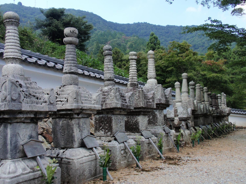徳源院・墓石2