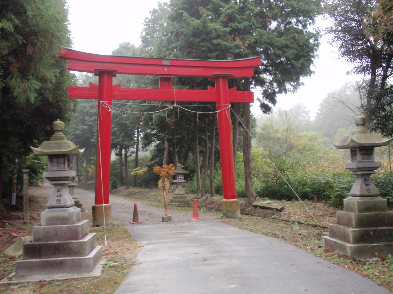 大笹原神社1