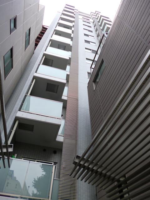 藤和シティホームズ蔵前駅前クレーデルコート外観写真