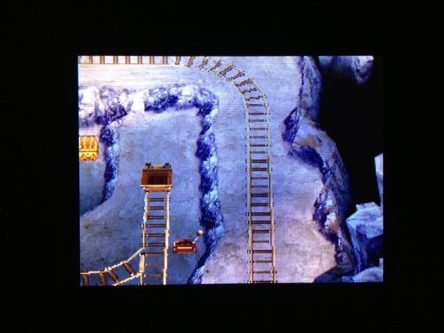 ドラクエ5 北米版 天空城への洞窟 01