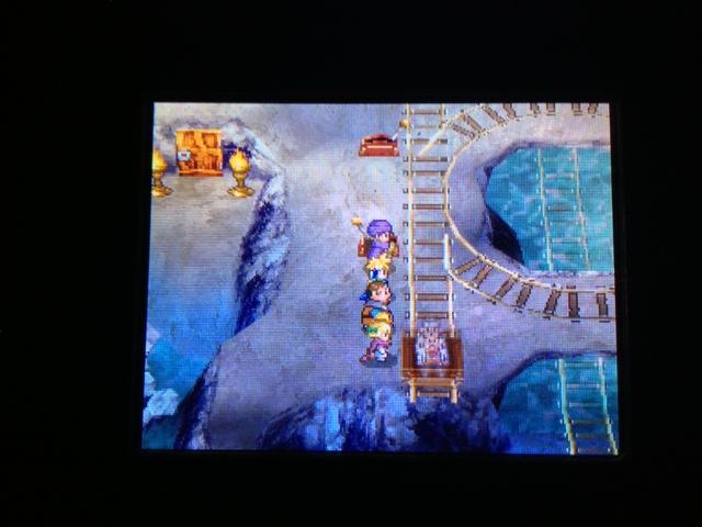 ドラクエ5 北米版 天空城への洞窟 10