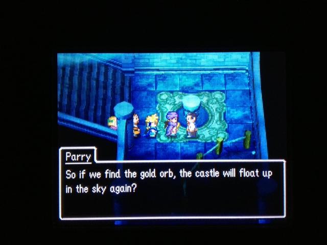 ドラクエ5 北米版 妖精の森4