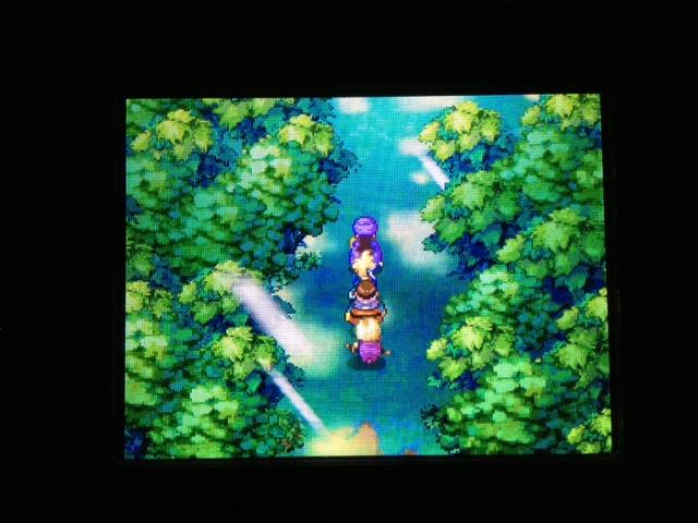 ドラクエ5 北米版 妖精の森11