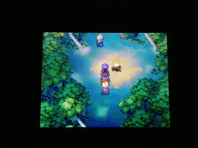 ドラクエ5 北米版 妖精の森24