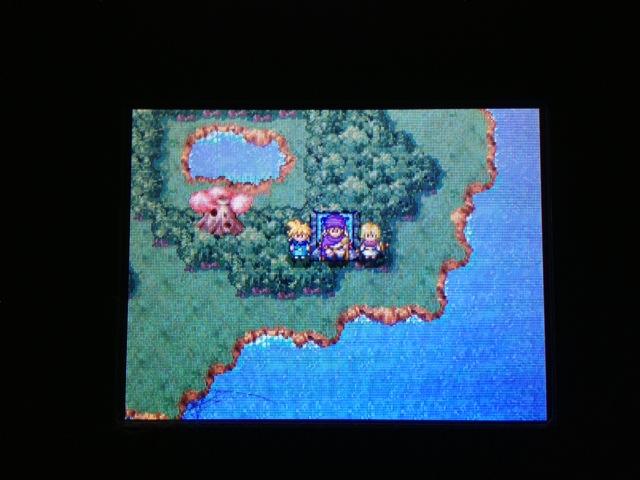ドラクエ5 北米版 妖精の森28