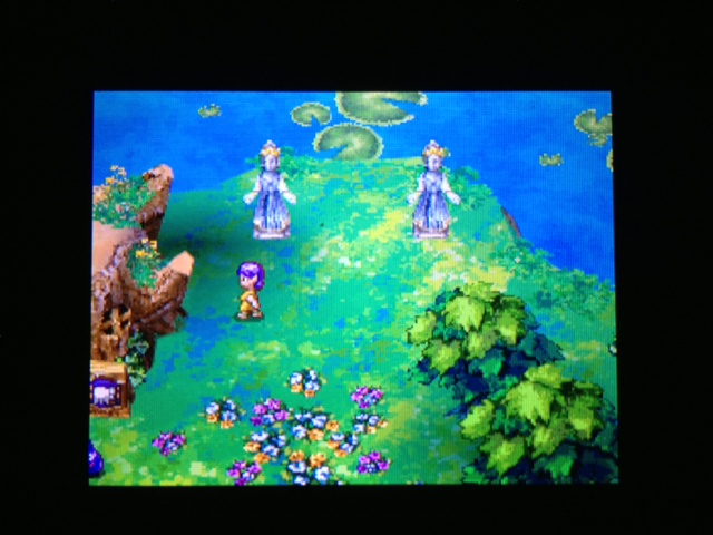 ドラクエ5 北米版 妖精世界3
