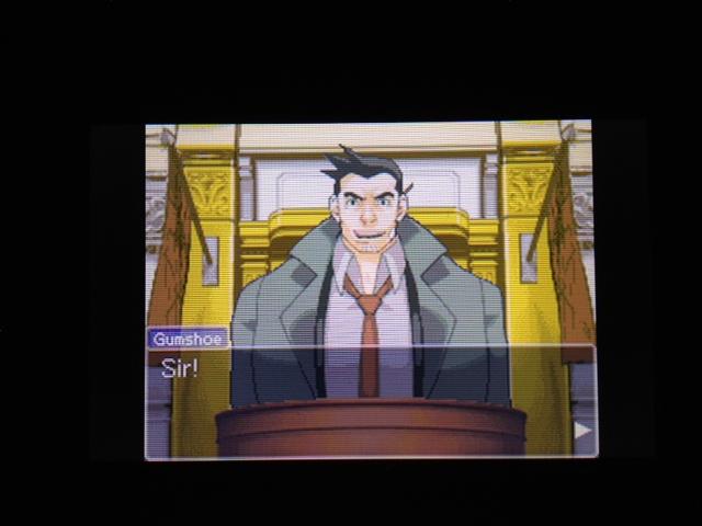 逆転裁判 北米版 マヤ法廷11