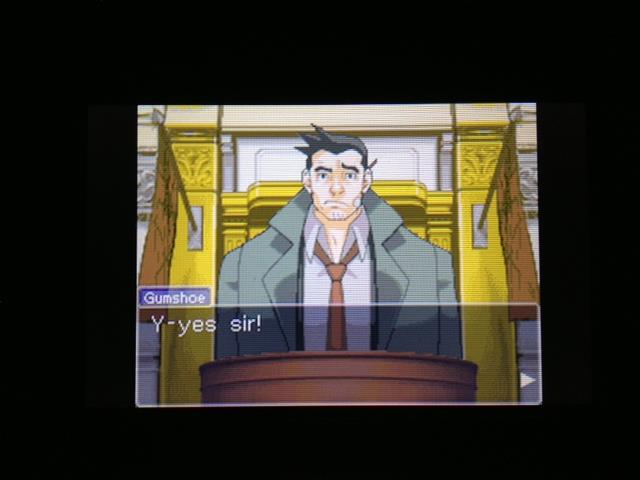 逆転裁判 北米版 マヤ法廷20