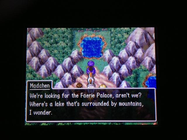 ドラクエ5 北米版 妖精城1