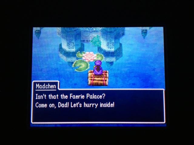 ドラクエ5 北米版 妖精城8