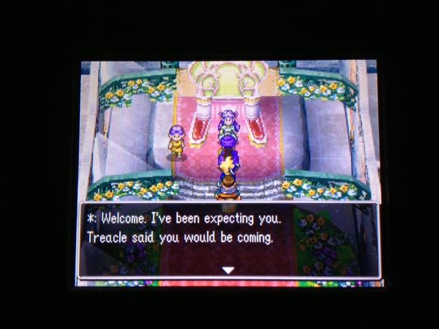 ドラクエ5 北米版 妖精城14