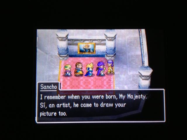 ドラクエ5 北米版 妖精城38