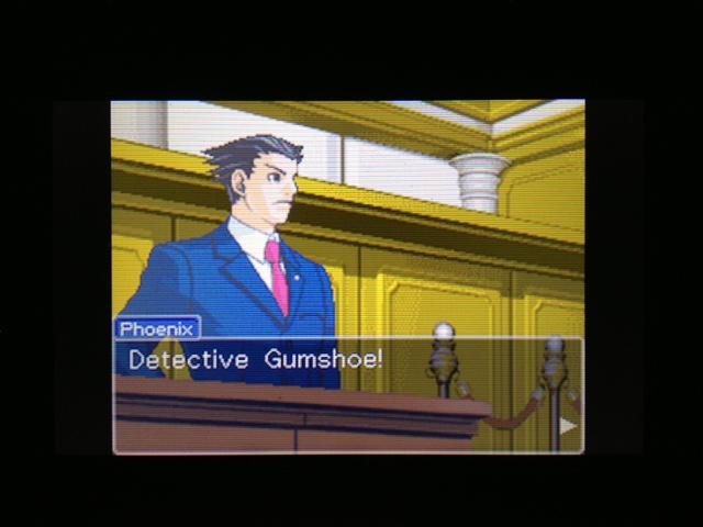 逆転裁判 北米版 マヤ法廷 ガムシュー証言47