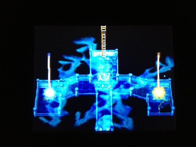 ドラクエ5 北米版 ゼニシア城浮上17