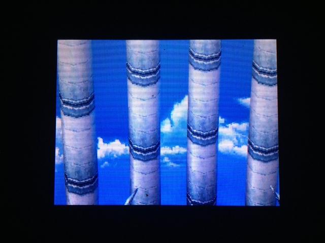 ドラクエ5 北米版 ゼニシア城1
