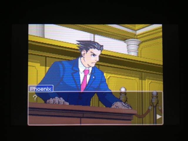 逆転裁判 北米版 マヤ法廷 ベルボーイ証言40